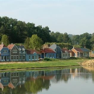 Center Parc de l'Ailette (Aisne)