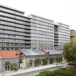 ZAC du Cardinet - Paris 17ème